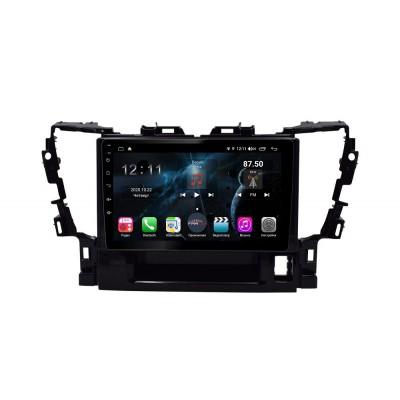 Штатная магнитола FarCar s400 для Toyota Alphard на Android (H564R)