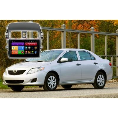 Штатная магнитола для Toyota Corolla RedPower 61063
