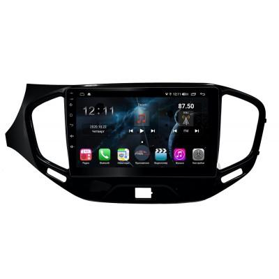Штатная магнитола FarCar s400 для Lada Vesta на Android (H1205R)