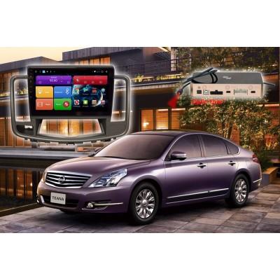 Штатная магнитола для Nissan Teana RedPower 51300 R IPS DSP