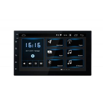 Универсальное головное устройство INCAR DTA-7707