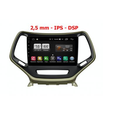 Штатная магнитола FarCar s195 для Jeep Cherokee на Android (LX608R)