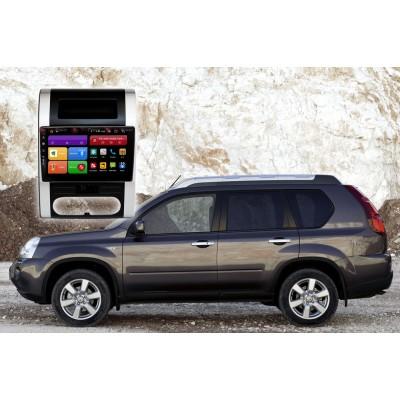 Штатная магнитола для Nissan X-Trail (2007-2015) (климат) RedPower 61001