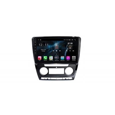 Штатная магнитола FarCar s400 для Skoda Octavia на Android (H005R)