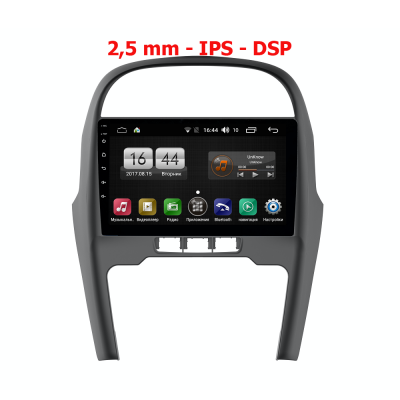 Штатная магнитола FarCar s195 для Chery Tiggo 3 на Android (LX1196R)
