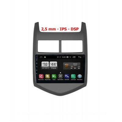 Штатная магнитола FarCar s195 для Chevrolet Aveo на Android (LX107R)