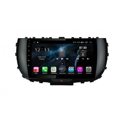 Штатная магнитола FarCar s400 для KIA Soul на Android (H1214R)