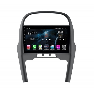 Штатная магнитола FarCar s400 для Chery Tiggo 3 на Android (H1196R)