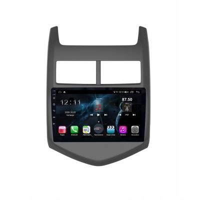 Штатная магнитола FarCar s400 для Chevrolet Aveo на Android (H107R)