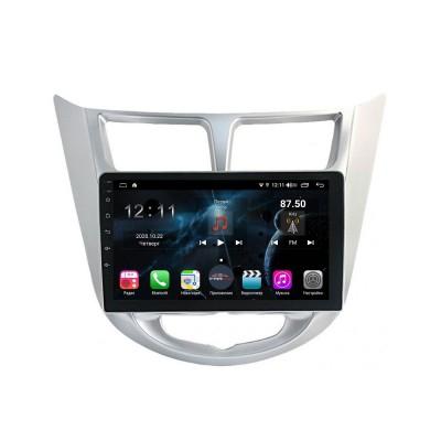 Штатная магнитола FarCar s400 для Hyundai Solaris на Android (H067R)