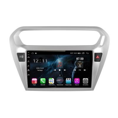 Штатная магнитола FarCar s400 для Peugeot 301, Citroen C-Elysee на Android (H294R)