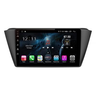 Штатная магнитола FarCar s400 для Skoda Fabia на Android (H2002R)