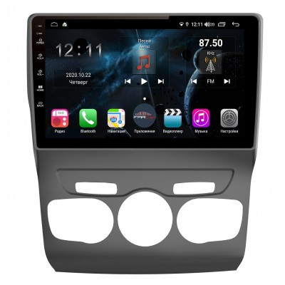 Штатная магнитола FarCar s400 для Citroen C4 на Android (H2006R)