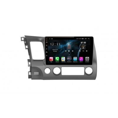 Штатная магнитола FarCar s400 для Honda Civic на Android (H044R)