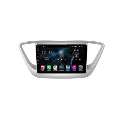 Штатная магнитола FarCar s400 для Hyundai Solaris на Android (H766R)