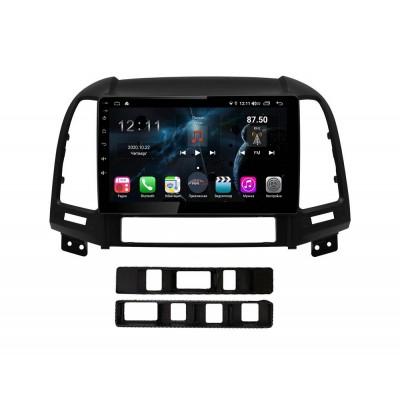 Штатная магнитола FarCar s400 для Hyundai Santa Fe на Android (H008R)