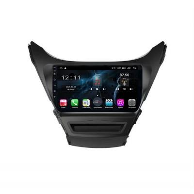 Штатная магнитола FarCar s400 для Hyundai Elantra на Android (H360R)