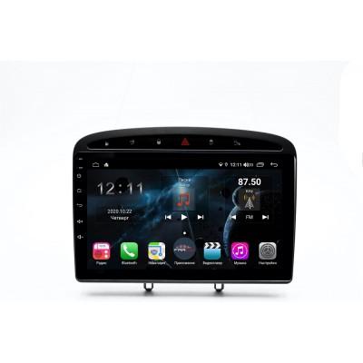 Штатная магнитола FarCar s400 для Peugeot 308/408 на Android (H083R)