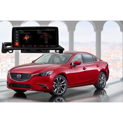Штатная магнитола для Mazda 6  RedPower 61022