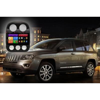 Штатная магнитола для Jeep Compass  RedPower 61316