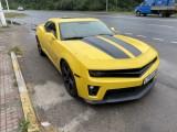 Chevrolet Camaro замена акустики и настройка процессорной системы