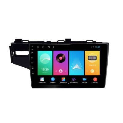 Штатная магнитола FarCar для Honda Fit 2014+ на Android (D1185M)