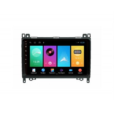 Штатная магнитола FarCar для Mercedes-Benz A ,B, Sprinter, Viano ,VW Crafter на Android (D068-1M)