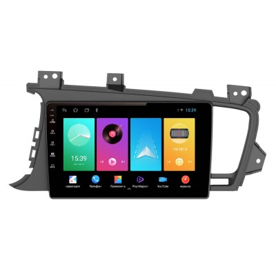 Штатная магнитола FarCar для KIA Optima на Android (D091M)