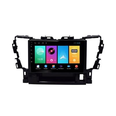 Штатная магнитола FarCar для Toyota Alphard на Android (D564M)