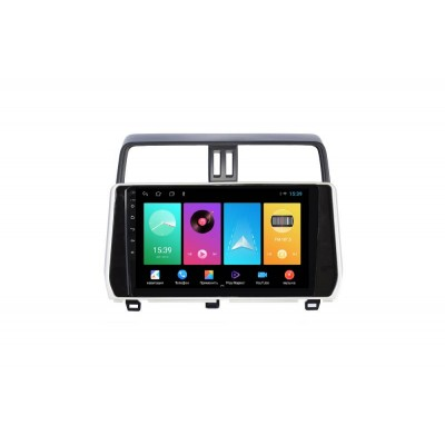 Штатная магнитола FarCar для Toyota Land Cruiser Prado 150 на Android (D1053M)