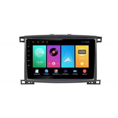 Штатная магнитола FarCar для Toyota Land Cruiser 100 на Android (D457/1166M)