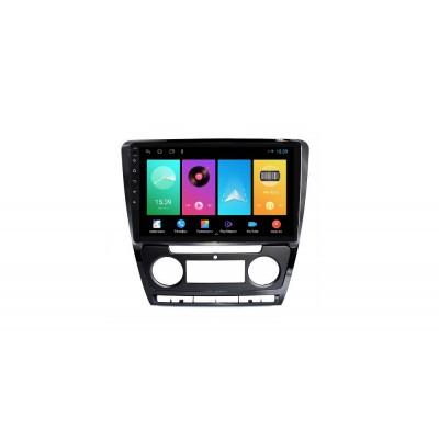 Штатная магнитола FarCar для Skoda Octavia на Android (D005M)