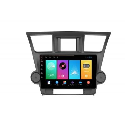 Штатная магнитола FarCar для Toyota Highlander на Android (D035M)