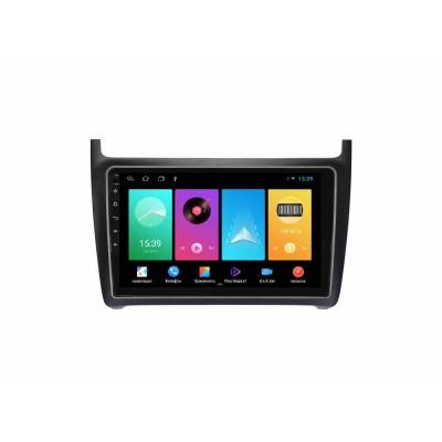 Штатная магнитола FarCar для VW Polo на Android (D910M)