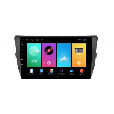 Штатная магнитола FarCar для Zotye на Android (D1134M)