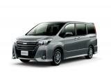 Toyota Noah/Voxy замена штатной магнитолы