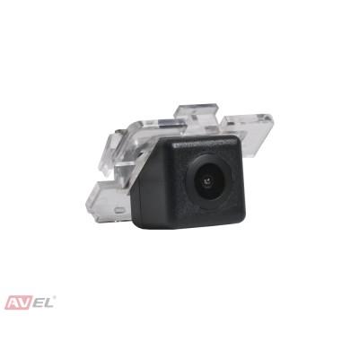 Штатная камера заднего вида AVS110CPR (#060) для автомобилей CITROEN/ MITSUBISHI/ PEUGEOT