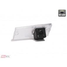 Камера заднего вида AVS315CPR (#196) для автомобилей MAZDA