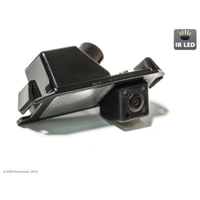 Камера заднего вида AVS315CPR (#026) для автомобилей HYUNDAI/ KIA
