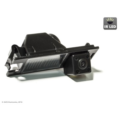 Камера заднего вида AVS315CPR (#027) для автомобилей HYUNDAI