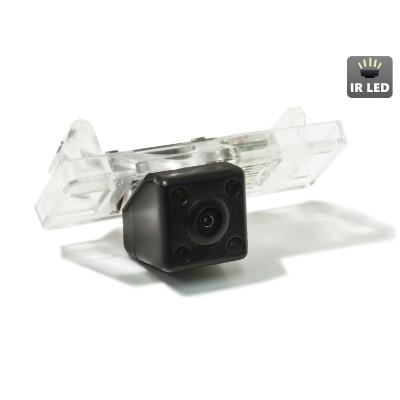 Камера заднего вида AVS315CPR (#063) для автомобилей CITROEN/ INFINITI/ NISSAN/ PEUGEOT/ RENAULT/ SMART/ GEELY