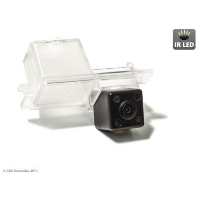 Камера заднего вида AVS315CPR (#078) для автомобилей SSANGYONG