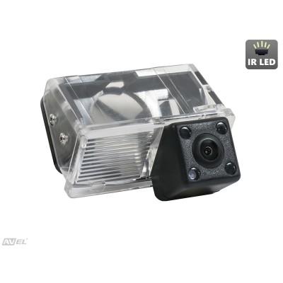 Камера заднего вида AVS315CPR (#089) для автомобилей TOYOTA