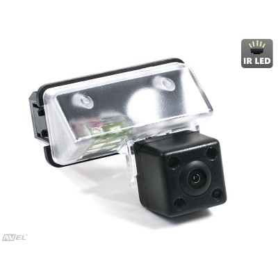 Камера заднего вида AVS315CPR (#099) для автомобилей CITROEN/ PEUGEOT/ TOYOTA