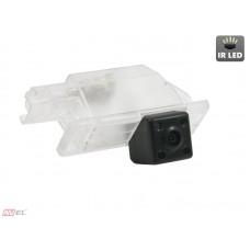 Камера заднего вида AVS315CPR (#140) для автомобилей CITROEN/ PEUGEOT/ RENAULT/ SMART