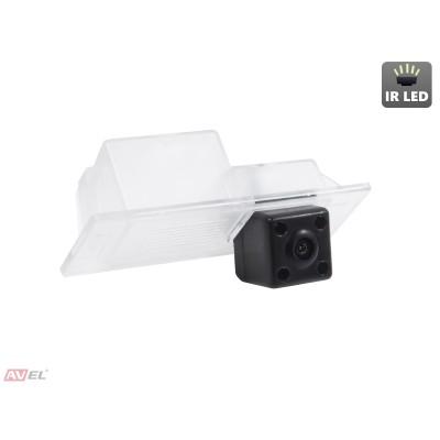 Камера заднего вида AVS315CPR (#189) для автомобилей HYUNDAI/ KIA