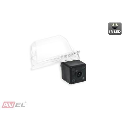 Камера заднего вида AVS315CPR (#131) для автомобилей FORD/ JAGUAR