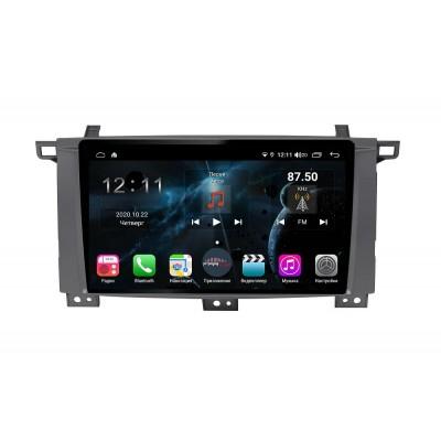 Штатная магнитола FarCar s400 для Toyota Land Cruiser 100 на Android (H457/1234R)