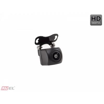 Универсальная камера заднего/переднего  вида AVS (307 CPR #150HD)