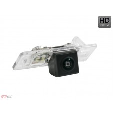 Камера заднего вида AVS327CPR (#001) для автомобилей AUDI/ SEAT/ SKODA/ VOLKSWAGEN